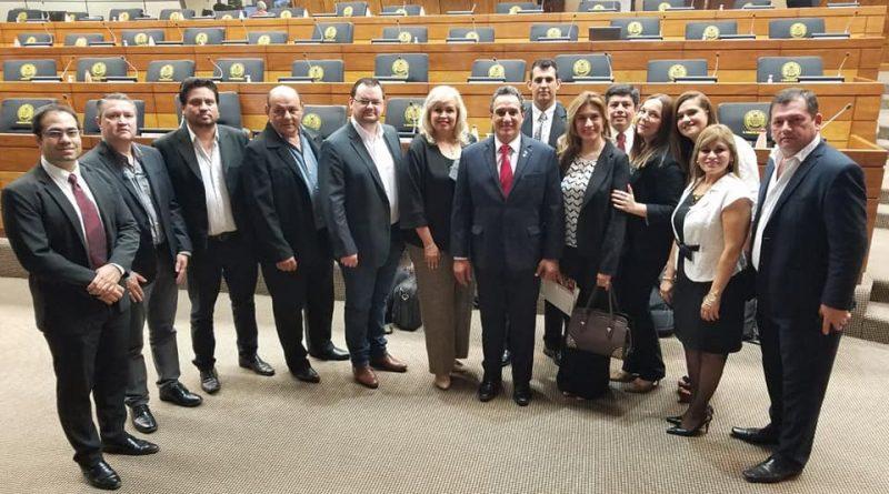El Gobernador Hugo Javier González defendió el Presupuesto 2019 para la institución, ante la Comisión Bicameral de Presupuesto del Congreso Nacional