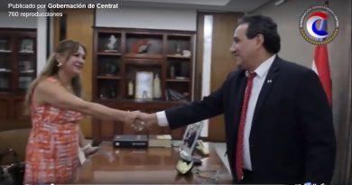 """Alumnos del Colegio Técnico Departamental Municipal """"Miguela Rodríguez"""", representaran al Departamento Central"""