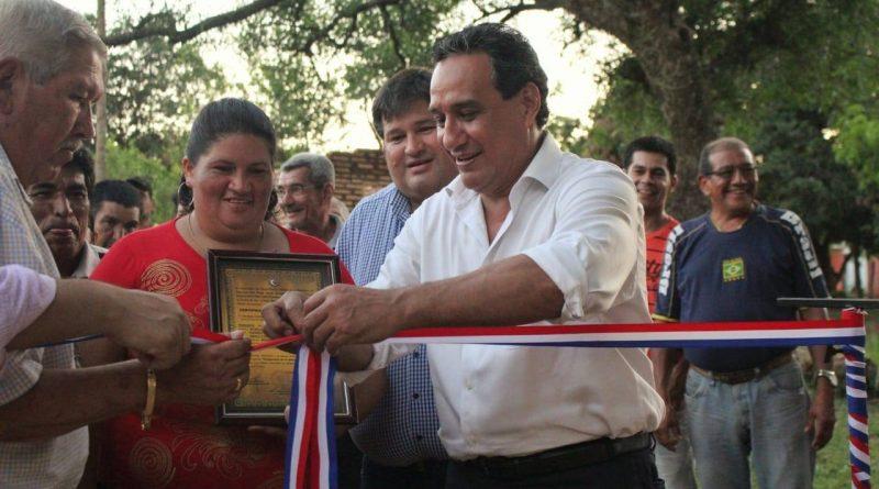 Central inaugura nuevo espacio saludable en San Lorenzo