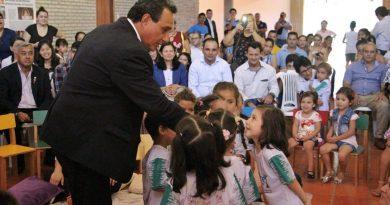 """El Centro de Primera Infancia *""""Torore""""* de la Gobernación del departamento Central"""