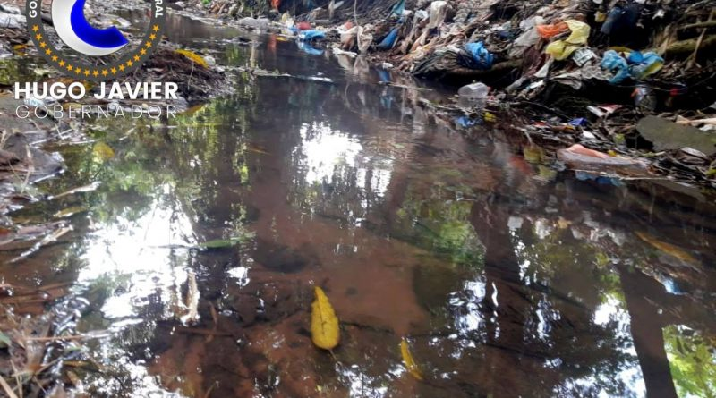 En el marco del programa de Recuperación y Limpieza de la Cuenca del Lago Ypacarai