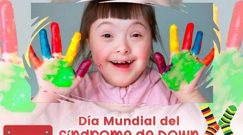 Conmemoramos el día mundial del Síndrome de Down