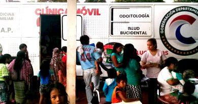 Comunidad Maka recibió atención médica de la GDC