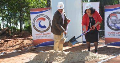 Inicia construcción del Centro de Protección integral de niñas y adolescentes en San Lorenzo