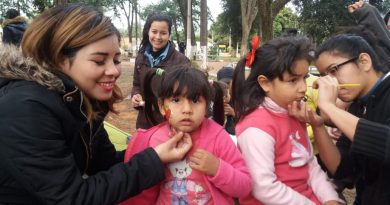 Gobernación de Central acompañó acciones de Ciudad Mujer Móvil en San Lorenzo