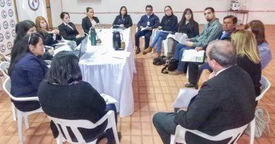 Consejo Departamental de Niñez y Adolescencia se reunió en Areguá