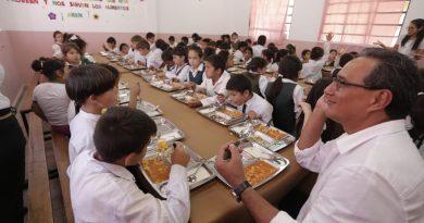 Escuela Básica Fortaleza cuenta con nuevo bloque de Cocina – Comedor