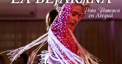 """*Peña Flamenca """"La Bejarana"""" en la Casa de la Cultura de Aregua"""
