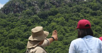 Alianza interinstitucional para la identificación de Geositos en el Marco de Geo-parque UNESCO