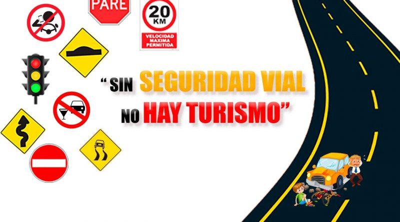"""""""Sin Seguridad Vial no hay Turismo"""" es la campaña de concienciación impulsada por la Gobernación del Departamento Central, la Agencia Nacional de Tránsito y Seguridad Vial"""