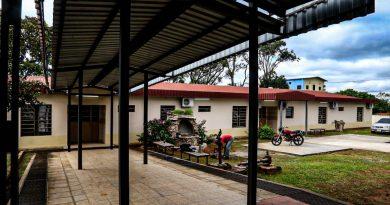 PABELLÓN DE CONTINGENCIA. Dentro del plan de lucha contra el COVID-19, en los próximos días habilitaremos un pabellón de contingencia en el Centro de Salud de Guarambaré
