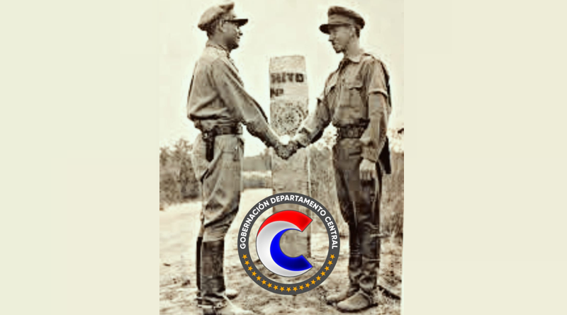 12 DE JUNIO DE 1935. Hace 86 años se firmaba en Buenos Aires el Protocolo de Paz que ponía fin a la guerra entre paraguayos y bolivianos.